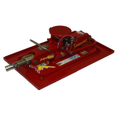 Cleat Base is an optional equipment for SideWinder & Struts