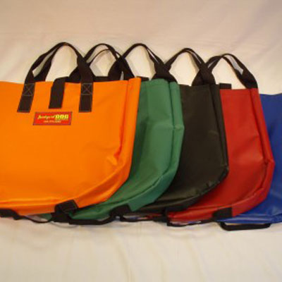 Hydraulic Hose Bag protects the couplings