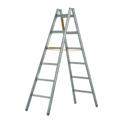 JUST Leitern AG 52-007 aluminium step ladder
