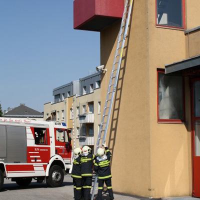 JUST Leitern AG F-105 ladder