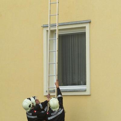 JUST Leitern AG F-116 ladder