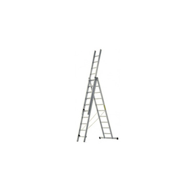 JUST Leitern AG RF-506 aluminium multi-purpose ladder