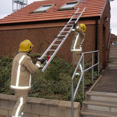 JUST Leitern AG UK-RL-5 ladder