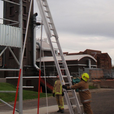 JUST Leitern AG UK-TE-13,5 ladder