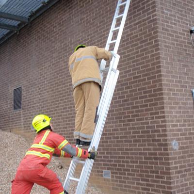 JUST Leitern AG UK-TEPA-8 rescue ladder
