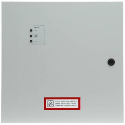 K + G Pneumatik RWZ 5e smoke exhaust ventilation system