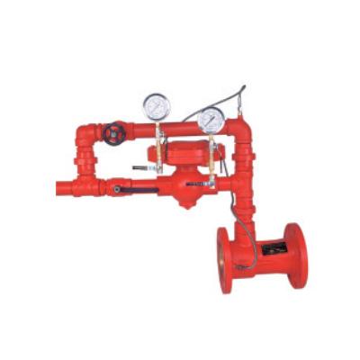 K. V. Fire Chemicals IBS foam proportioning system