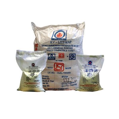 K. V. Fire Chemicals KV-LITE ABC dry chemical powder