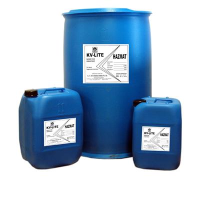 K. V. Fire Chemicals KV LITE HF-3 foam concentrate