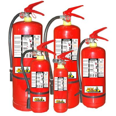 K. V. Fire Chemicals KV-LITE TEC fire extinguisher