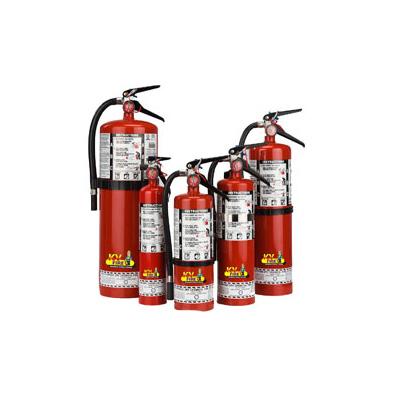 K. V. Fire Chemicals UL LISTED fire extinguisher