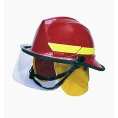 FXE Helmet designed to give firefighters the extra edge