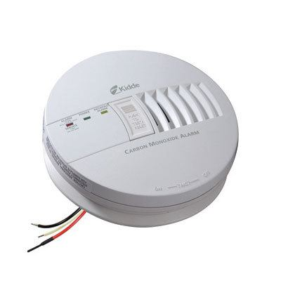 Kidde Fire Systems KN-COB-IC AC Hardwired Operated Carbon Monoxide Alarm