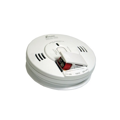 Kidde Fire Systems KN-COPE-D Battery Operated Combination Carbon Monoxide & Photoelectric Smoke Alarm