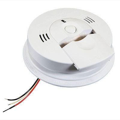 Kidde Fire Systems KN-COSM-IBA Hardwired Combination Carbon Monoxide & Smoke Alarm