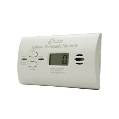 Kidde Fire Systems KN-COU-B Ultra-Sensitive Battery Powered Carbon Monoxide Monitor
