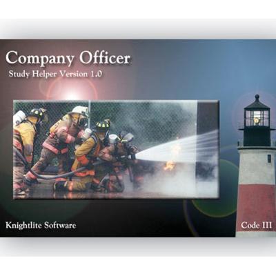 Knightlite Company Officer Study Helper software Version 1