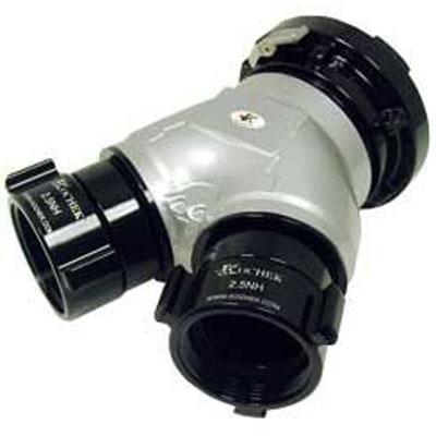 Kochek 20K0425 female-2 way siamese-clappered valves