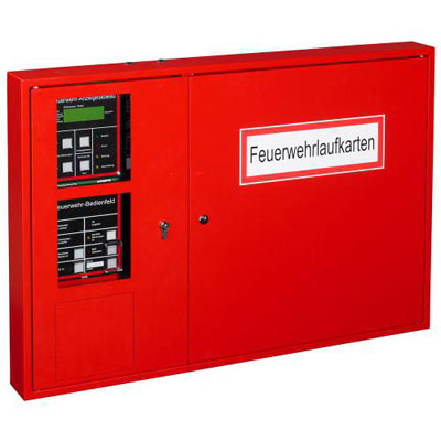 506000 Fire brigade information and control system