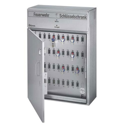 545012 Fire Brigade KeyCupboard customized for fire brigades