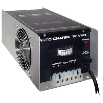 091-12VHO-24 Auto Charge 12 VHO single system battery charger for high voltage batteries