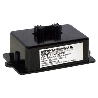 091-136-24-12 Auto Power designed for rigors of emergency vehicle use