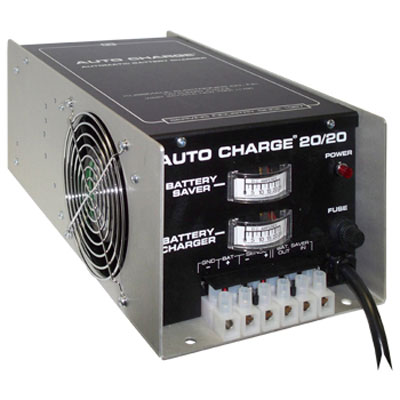 091-20/20 Auto Charge designed for rigors of emergency vehicle use