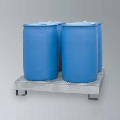 Lacont Umwelttechnik CW4-VA stainless steel sump
