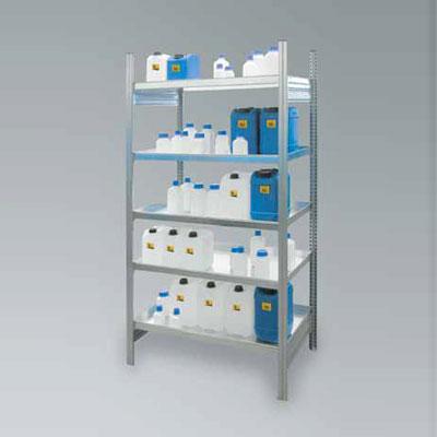 Lacont Umwelttechnik KG-GR 100 W shelving unit for hazardous substances