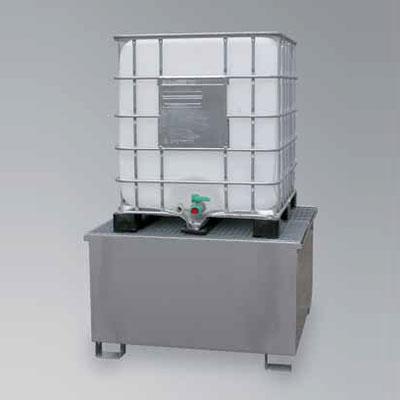 Lacont Umwelttechnik KTC-OS-VA stainless steel sump