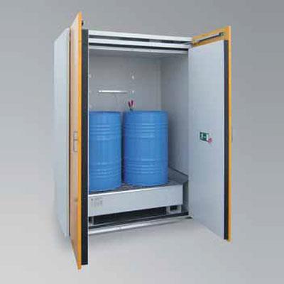 Lacont Umwelttechnik SiS-FAS Type 90 / 1550-EW hazardous substances drum cabinet