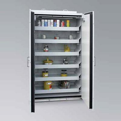 Lacont Umwelttechnik SiS Type 90/1200 VS5 hazardous substances cabinet