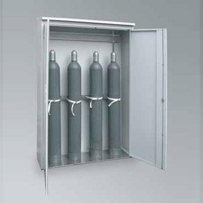 Lacont Umwelttechnik TRG 1400 storage of pressurized cylinders