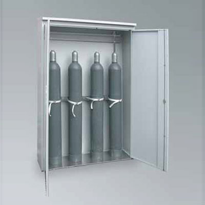 Lacont Umwelttechnik TRG 700 storage of pressurized gas cylinders