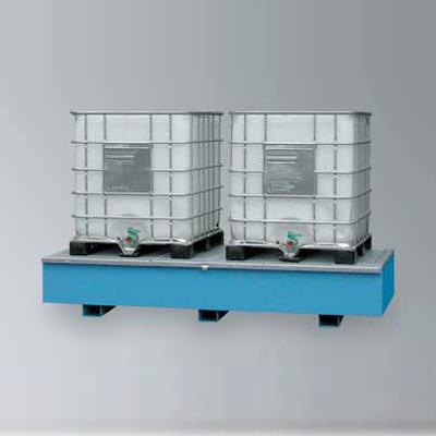 Lacont Umwelttechnik WSP-KTC-ZW KTC sump pallet