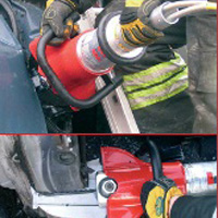 Lancier-Hydraulik LH-CU-100 integrated bolt cutter