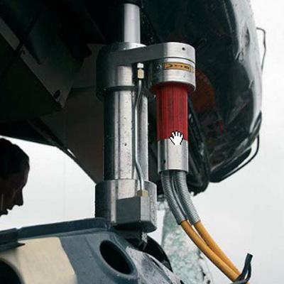 Lancier-Hydraulik LH-R-630 rescue ram