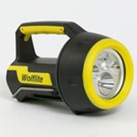 Leader 251XT VEGA rechargeable floodlight