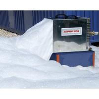 Leader Alphabox high expansion foam generator Navy certified