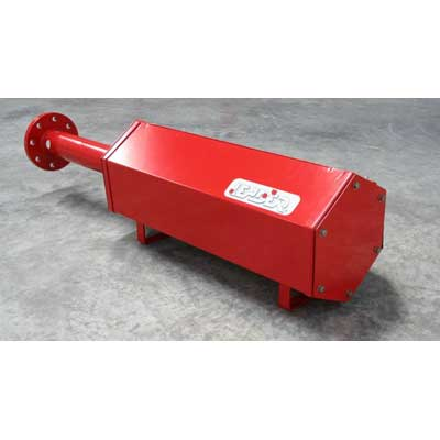 Leader DN100 low expansion pourer fixed extinguishing system