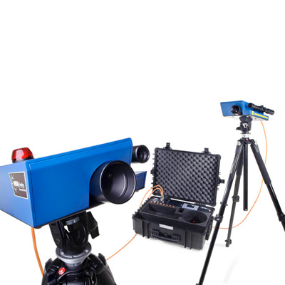 Leader LEADER Sentry x2 double monitor for structural movement detection