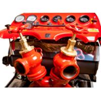 Leader MAXFLO 1200 PT portable gasoline pump