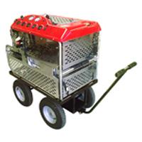 Leader MAXFLO 2000 DT portable diesel pump