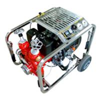 Leader MAXFLO 600 DT portable diesel pump