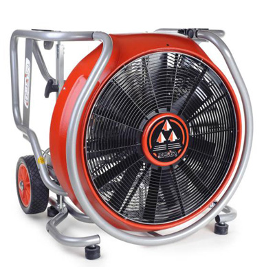 Leader MT280 thermal fan