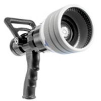 Leader QuadraCup 500 multi-flow water and foam nozzle