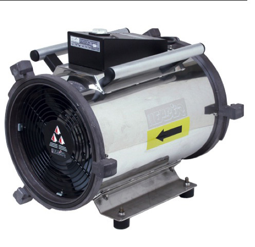 Leader SAX320 positive pressure blower