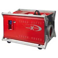 Leader TRAINER X-STREAM smoke generator