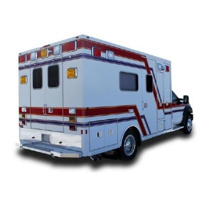 Life Line Emergency Vehicles Type 1 time saving ambulance