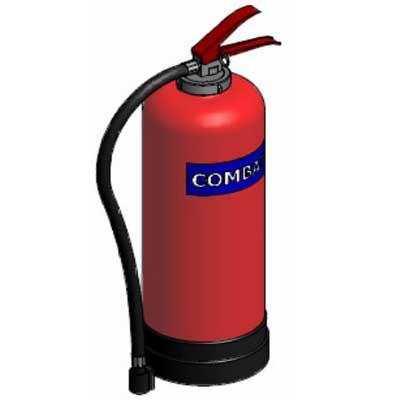 Lingjack Engineering C-12ACE 12 KG ABC dry powder cartridge fire extinguisher